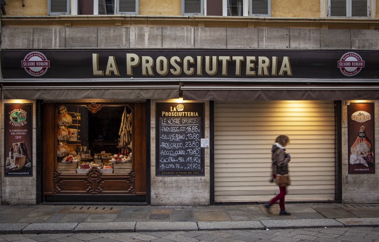 Parma Ham, Emilia Romagna   Ph. Daniel Clarke