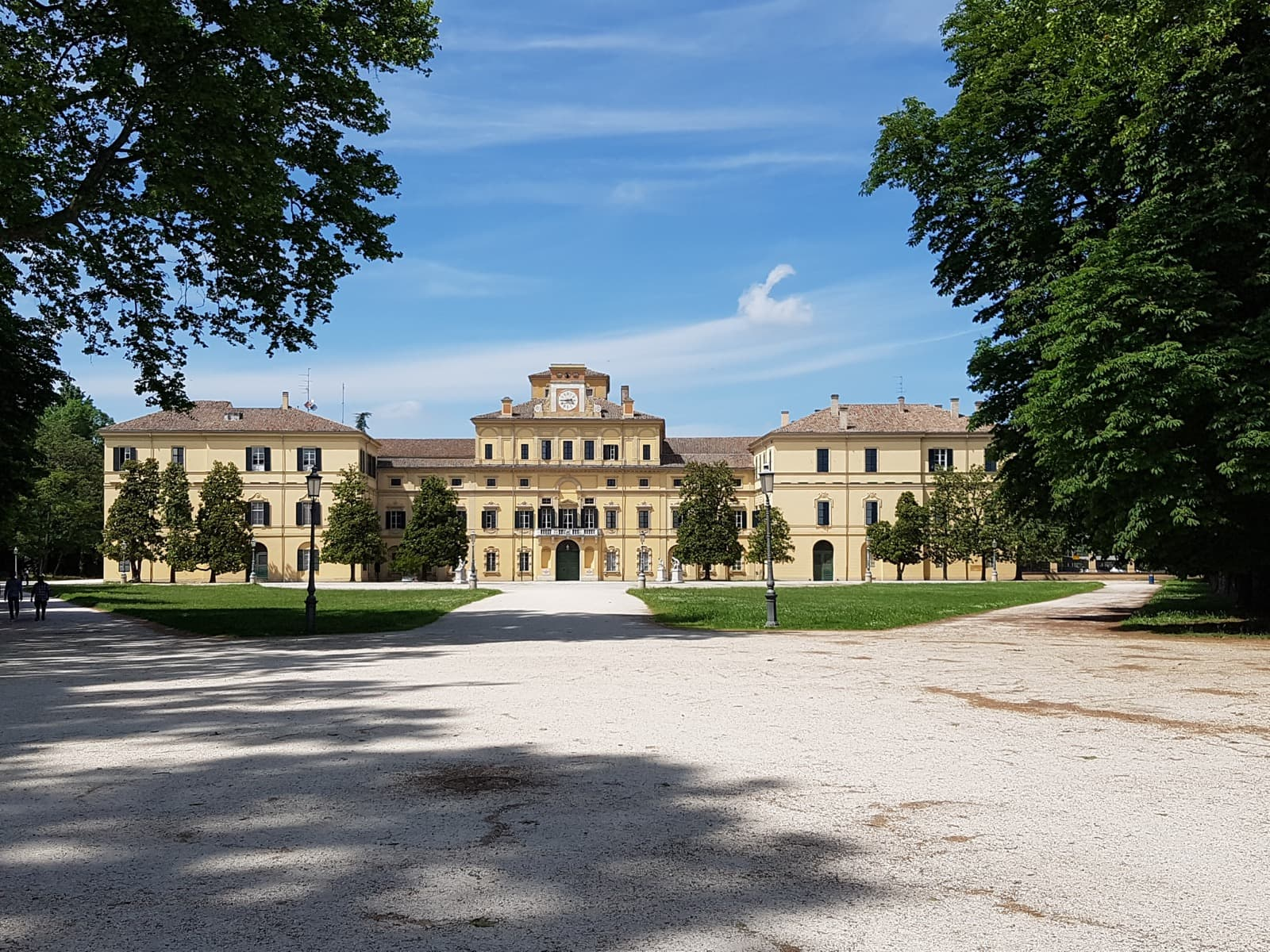 72 Hours in Parma