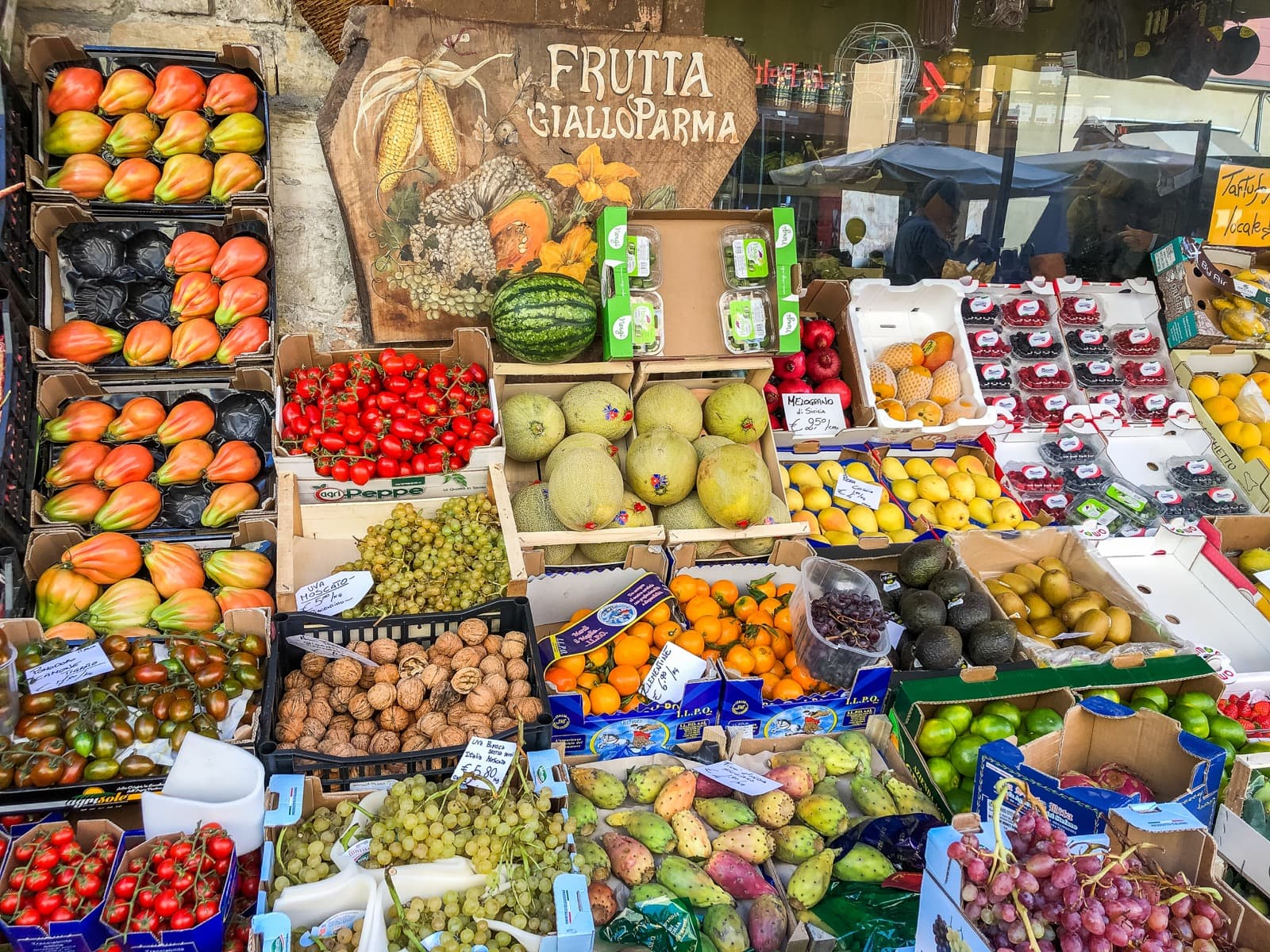 Parma Produce Stand Ph. 2FoodTrippers