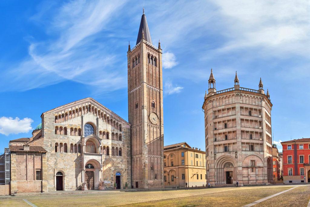 Parma Cathedral | Ph. acri.it