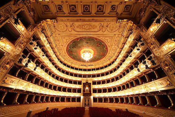 Regio Theatre, Parma | Ph. Paolo Barone