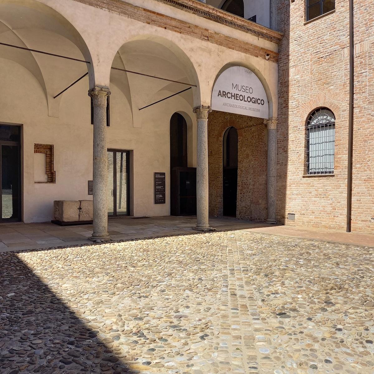 Piacenza, Museo Archeologico, ph. Archivio Comune di Piacenza
