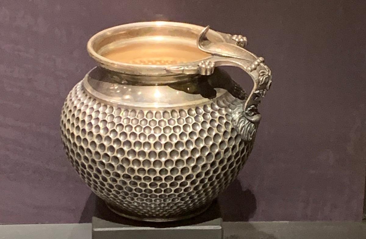 Piacenza, Museo Archeologico,Gutturnium, ph. Archivio Comune di Piacenza