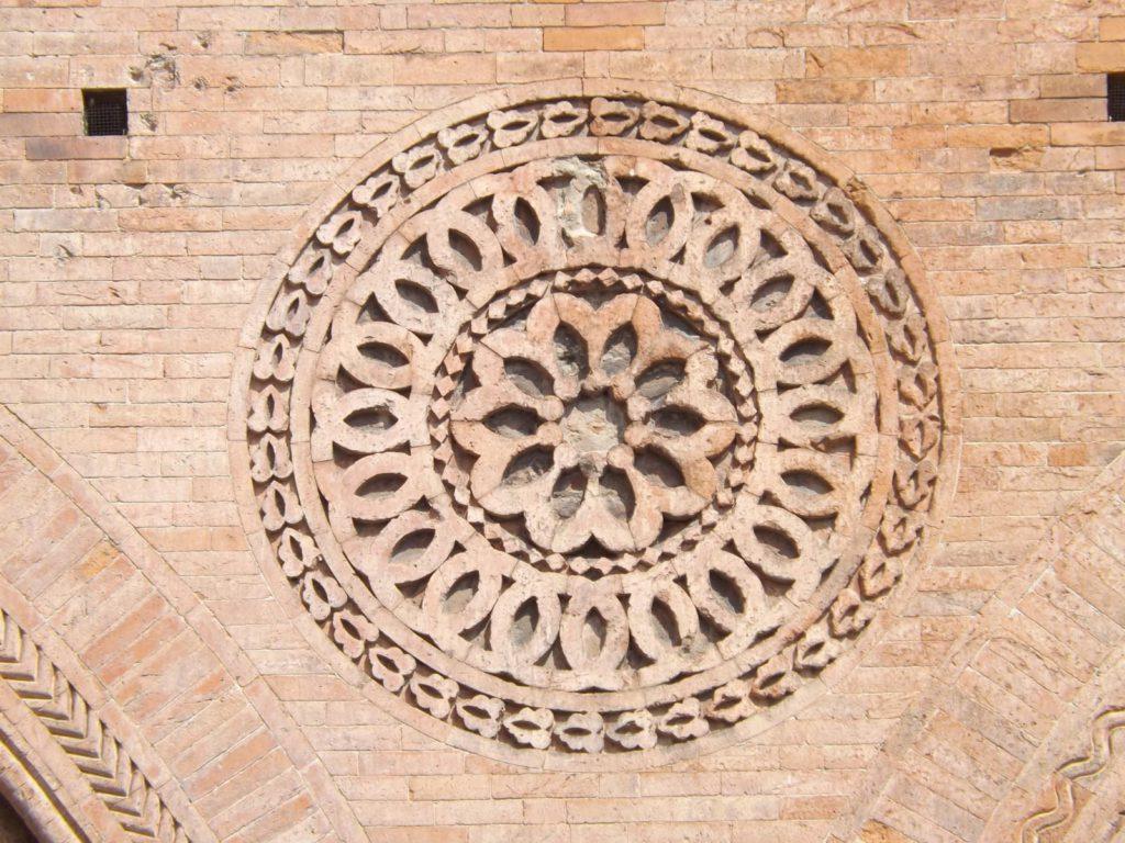 Piacenza, Palazzo Gotico, dettaglio | Ph. Luigi Chiesa