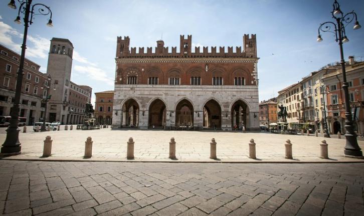 Palazzo Gotico Ph. G. Tagini