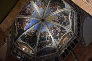 Arte in cupola a Piacenza – Up e Down