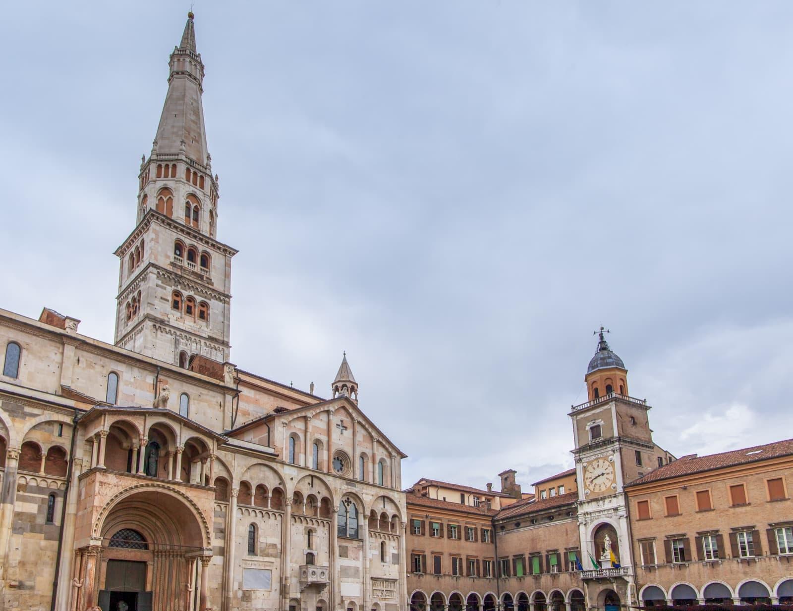 Piazza Grande, Modena, Emilia Romagna   Ph. Daniel Clarke
