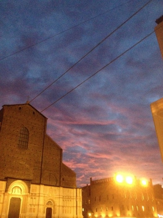 PiazzaMaggiore @lucagamberini