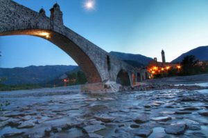 "The history of ""Ponte Gobbo"""