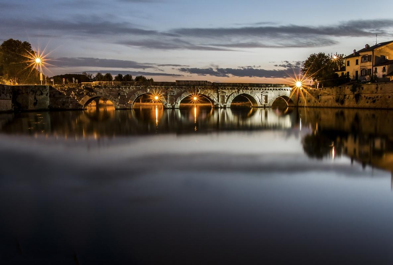 Ponte di Tiberio, Rimini   Ph. @Framor1981