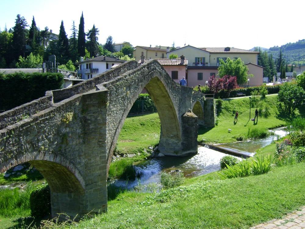 Modigliana: il feudo dei Conti Guidi