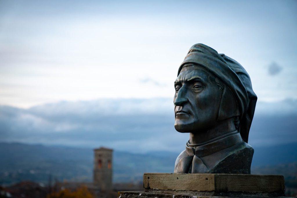 Poppi – Vie di Dante