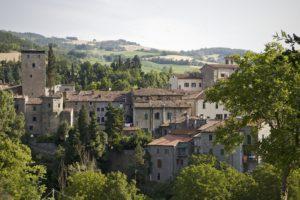 Portico di Romagna e San Benedetto in Alpe