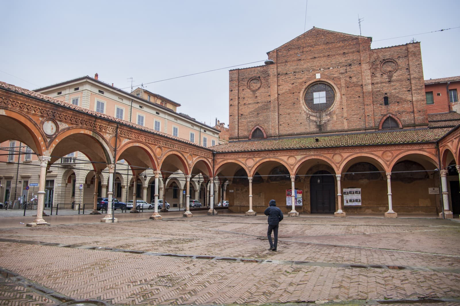 Porticos, Bologna, Emilia Romagna   Ph. Daniel Clarke