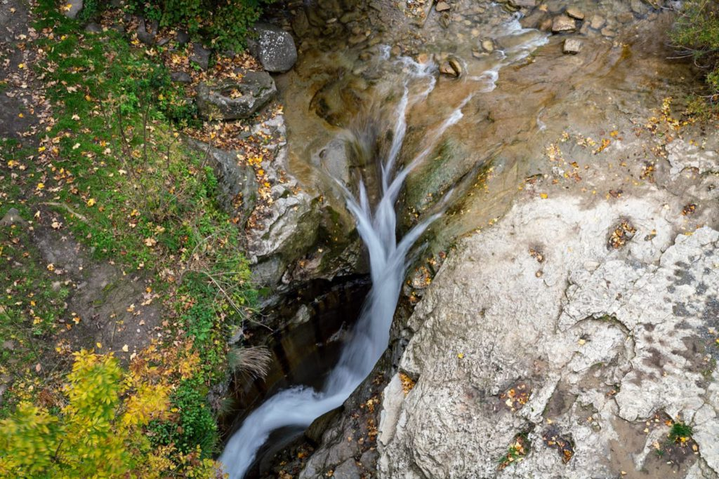 Premilcuore Cascata della Grotta Urlante – Vie di Dante