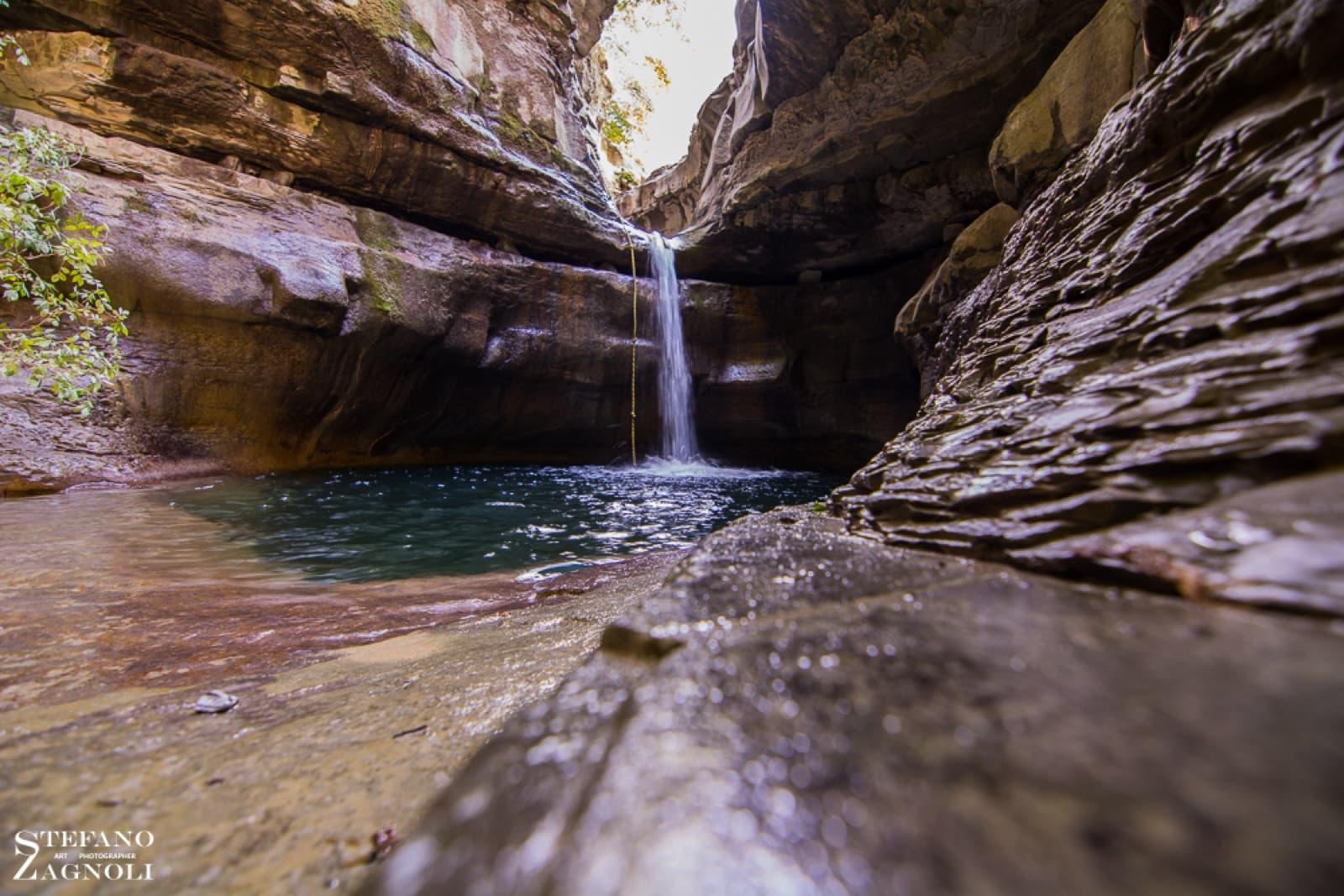 Premilcuore, Urlante Cave | Ph. Stefano Zagnoli
