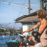 Primavera Slow, Tour in bici tra i Casoni di Pesca Ph. Delta2000