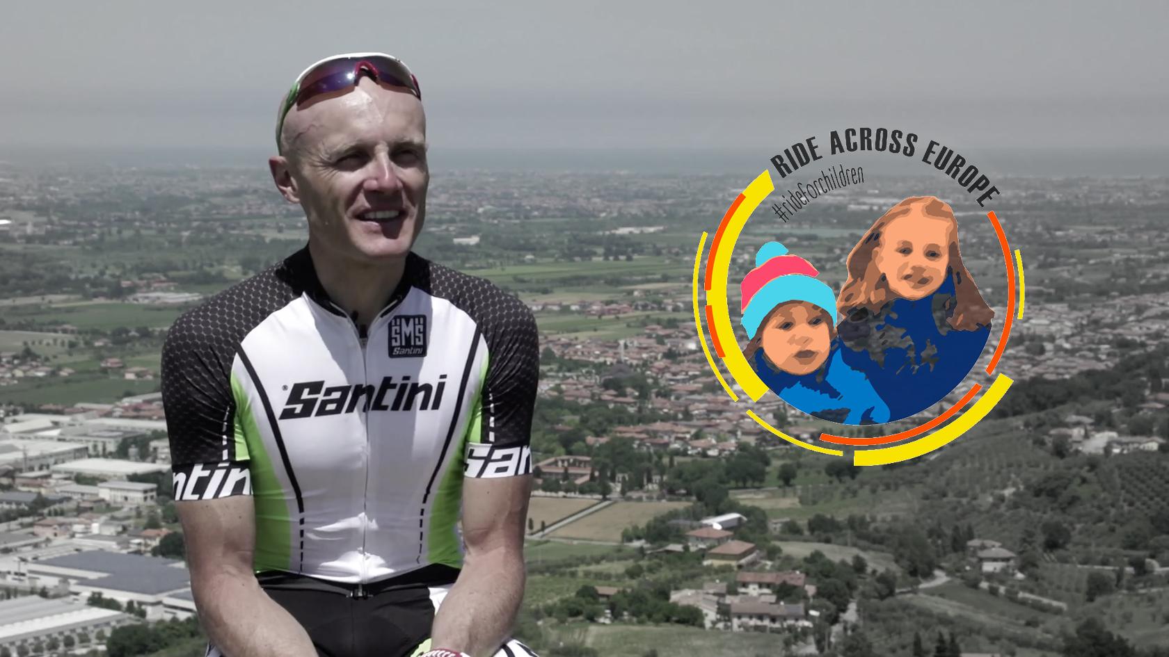 [ParlamiditER] Fred Morini e la Ride Across Europe: da Milano a Stoccolma per beneficenza