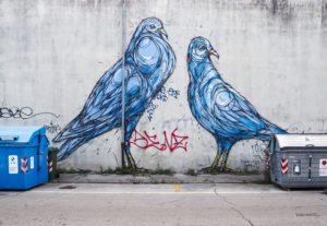 Street Art in Emilia-Romagna