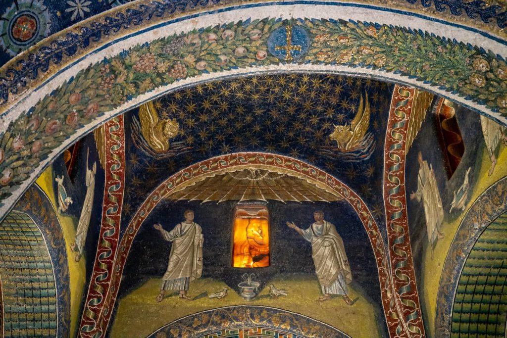 Ravenna, Mausoleo di Galla Placidia – Vie di Dante