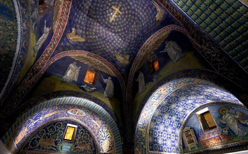 Ravenna – Galla Placidia Ph. Ravenna Mosaici