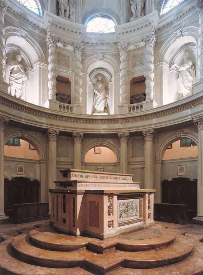 Reggio Emilia, Chiesa San Girolamo e San Vitale – rotonda   Archivio Turismo Reggio Emilia