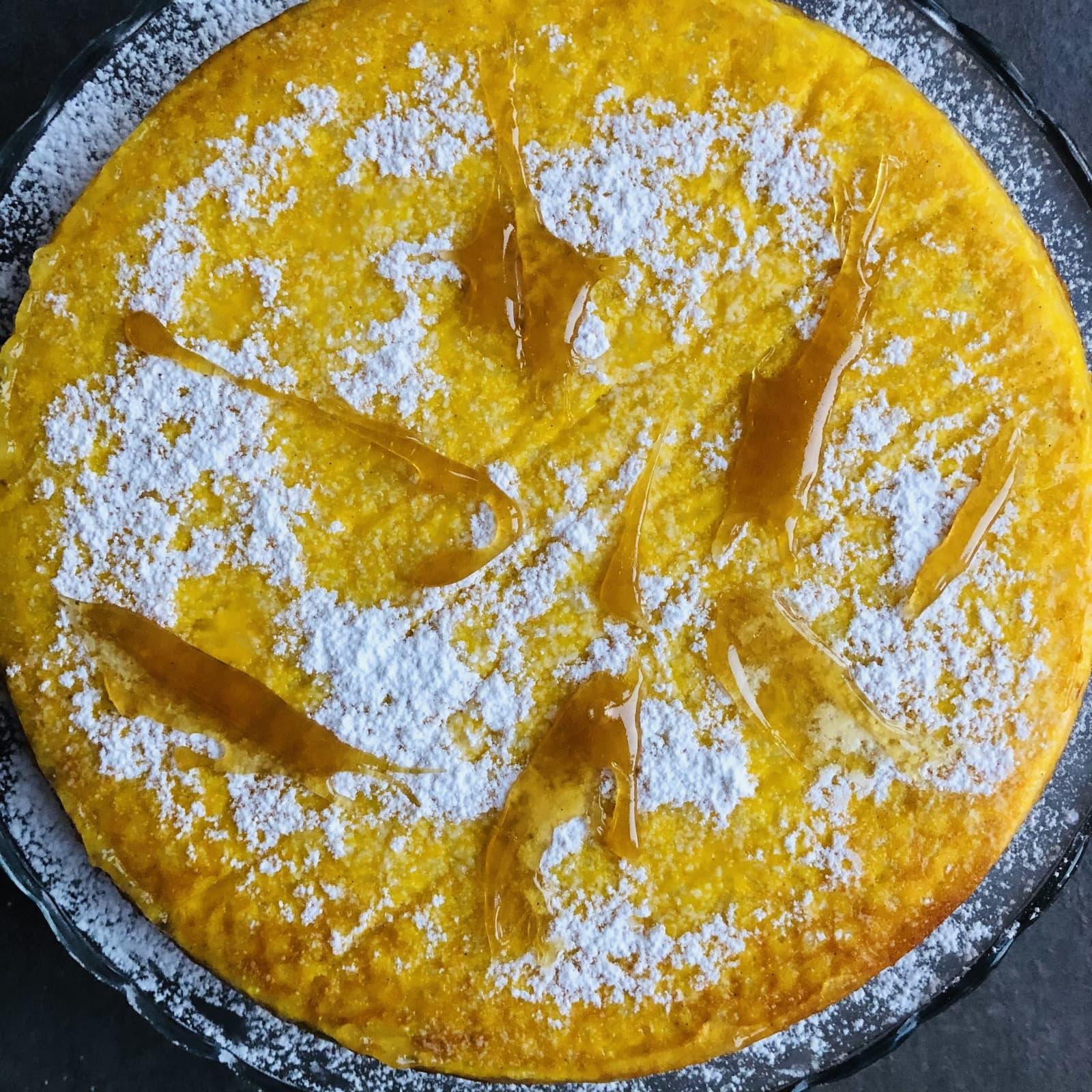 Torta di Riso: the Rice Cake from Bologna