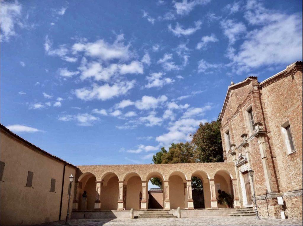 Rimini, Abbazia di Santa Maria Annunziata Nuova di Scolca via aif.difa.unibo website