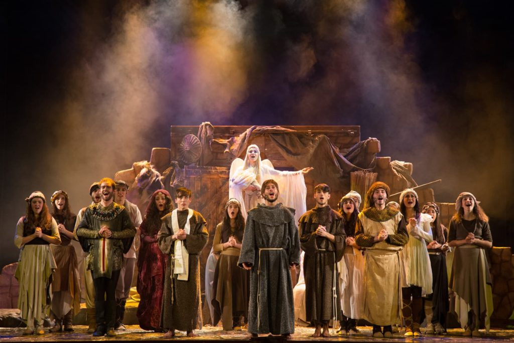 "Musical""Notte di Natale 1223"""