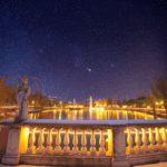 Lago di Monte Colombo – notturno