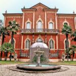Rimini, villa Solinas, viale Principe Amedeo, fine '800, Arch. Gaetano Urbinati, committenza Solinas Apostoli, proprietà privata – Ph. http://www.romagnaliberty.it/