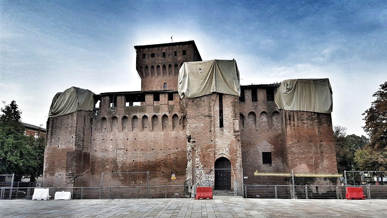 Estense Castle of San Felice Sul Panaro (MO) | Ph. Giorgio Bocchi