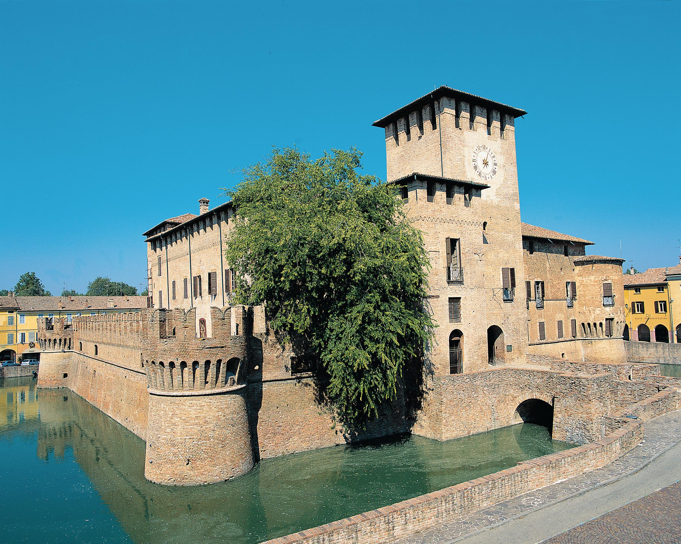 Rocca Sanvitale di Fontanellato | Ph. Castelli Del Ducato