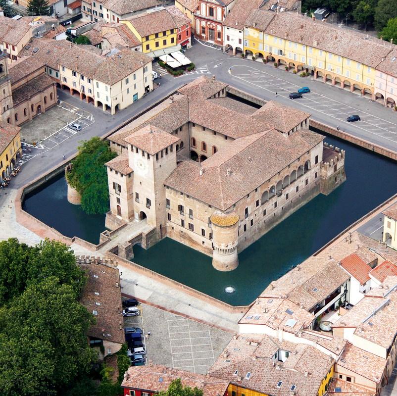 Rocca di Fontanellato ph CastelliDucato
