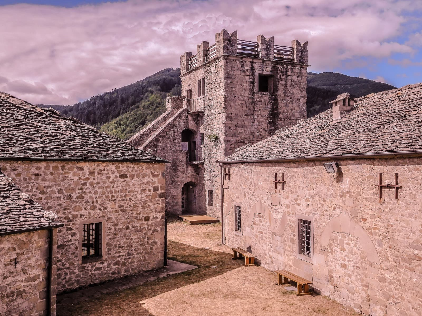 Castle of Sestola (MO) | Ph. Luca Nacchio