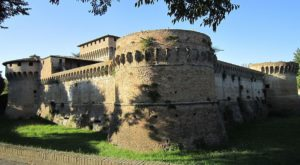 In the footsteps of Caterina Sforza, Countess of Forlì, Lady of Imola