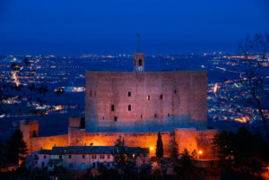 Castles and Thermal Spas in Romagna