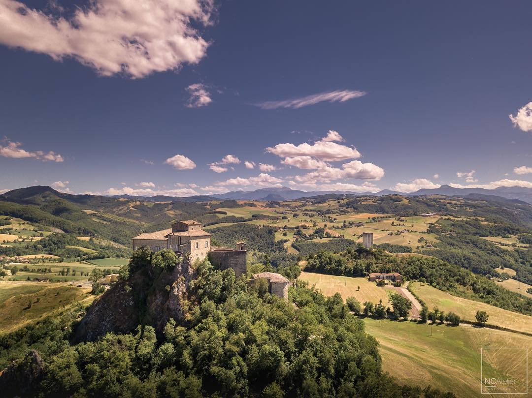 Castello di Rossena - Ph. @nico_cocchi