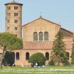 Basilica of Sant'Apollinare in Classe (Ravenna) Ph. @avrvm.it