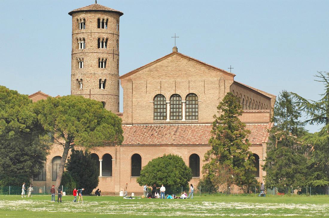 Basilica of Sant'Apollinare in Classe (Ravenna)