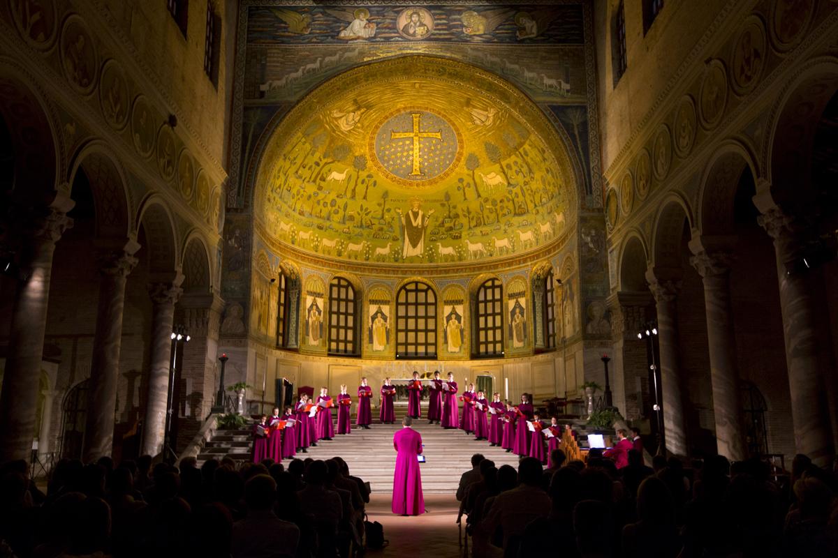 Basilica of Sant'Apollinare in Classe   Photo © Jenny Carboni