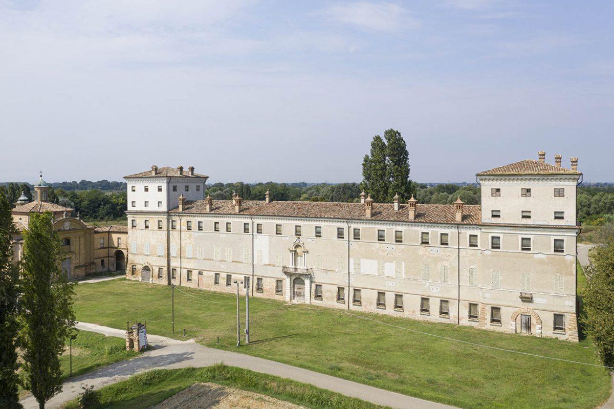 Along the Lamone River | San Giacomo Palace (Russi)