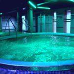Salsomaggiore Terme (PR), piscina alle Terme Baistrocchi | Ph. termebaistrocchi.it