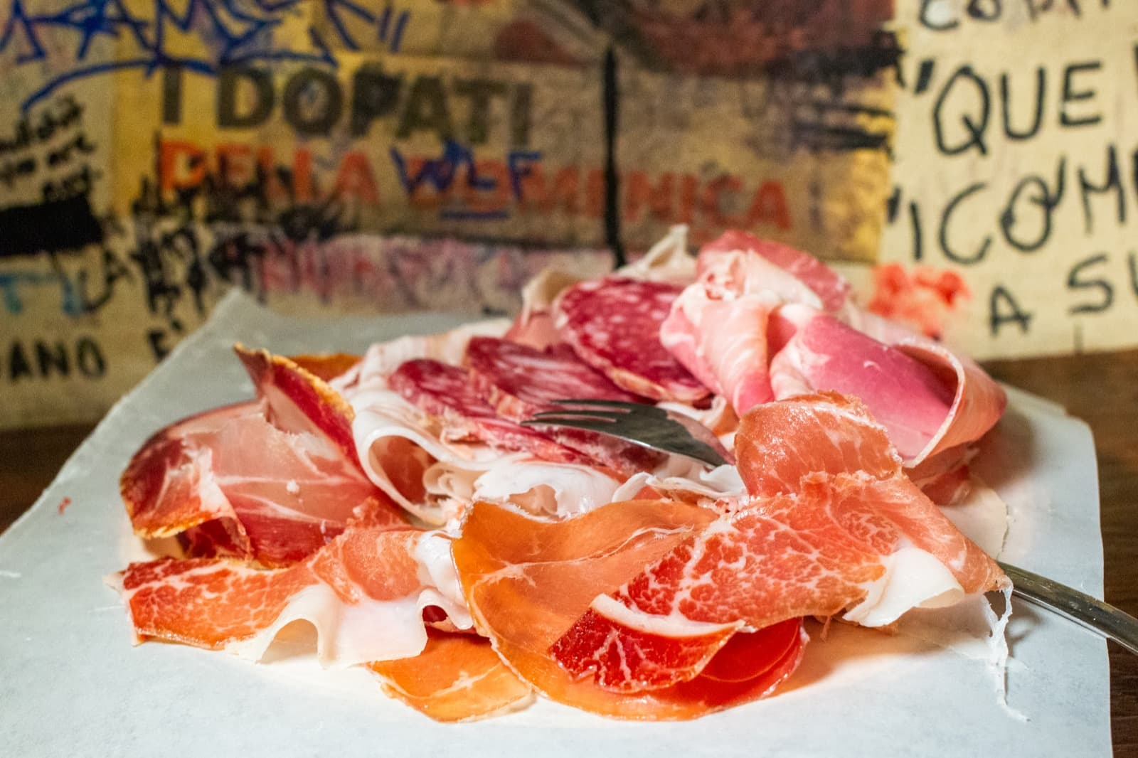 Salumi at Oste Magno, Parma Ph. 2FoodTrippers