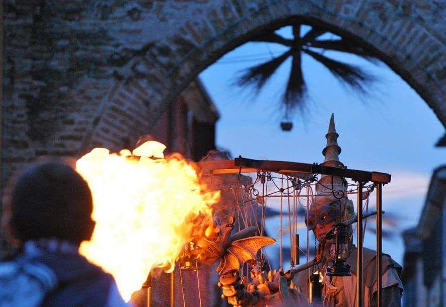 San Giovanni in Marignano (RN), Spettacoli alla Festa delle streghe, Archivio Comune San Giovanni in Marignano