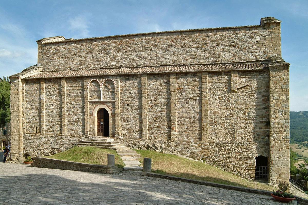 Pieve di Santa Maria Assunta (San Leo)
