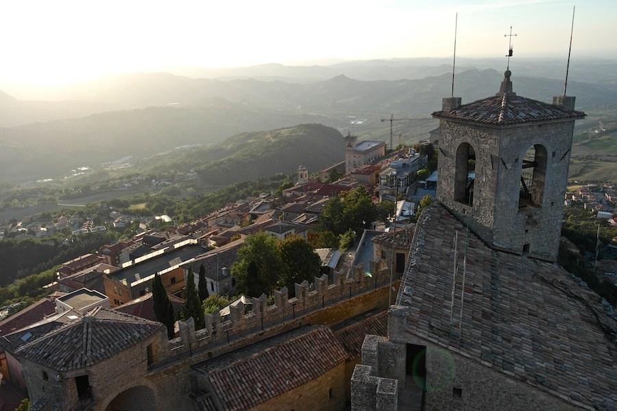 San Marino @thinkingnomads