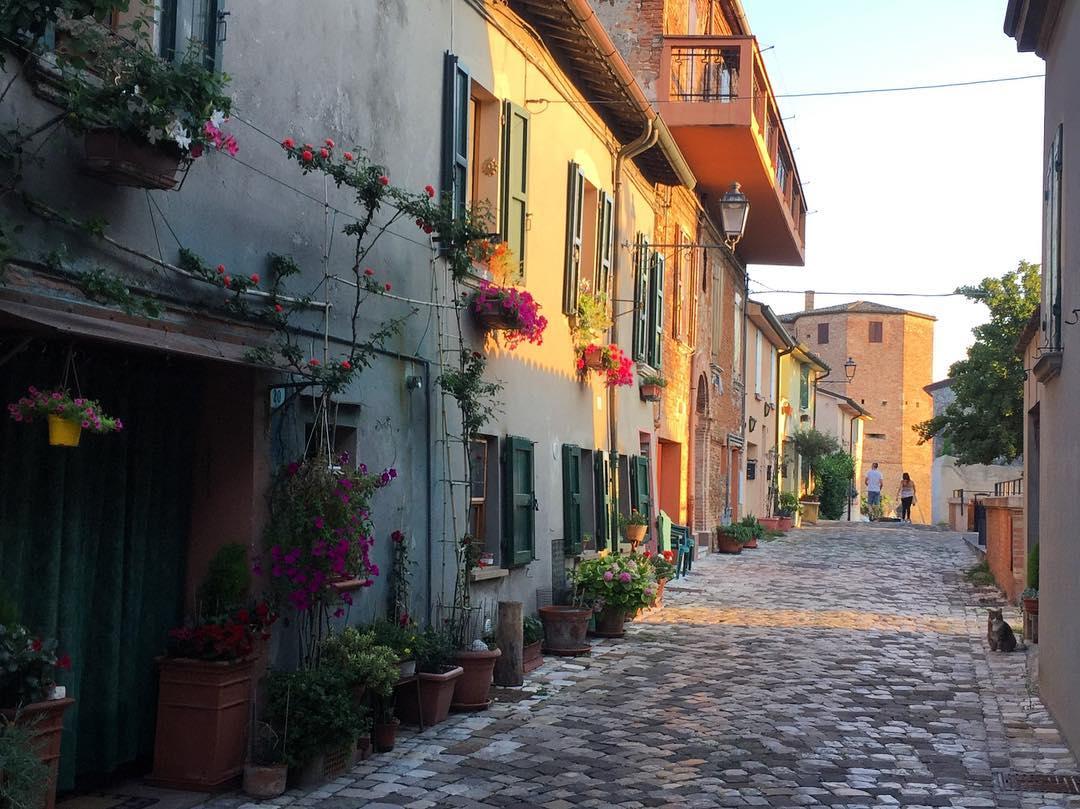 Santarcangelo di Romagna Ph @jes_piro