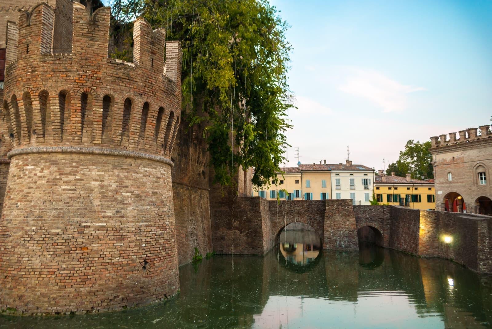 Sanvitale Fortress, Fontanellato Ph. nadietta90