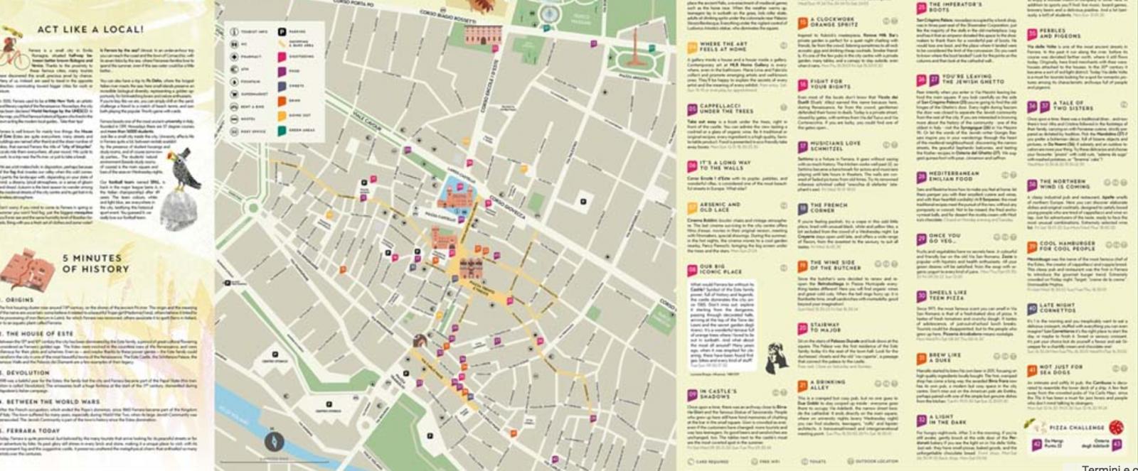 USE-IT Ferrara, un modo nuovo per scoprire la città